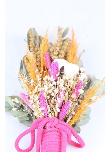 Kibrithane Çiçek Yapay Çiçek Kuru Çiçek Gelin El Buketi Kc00100135 Renkli